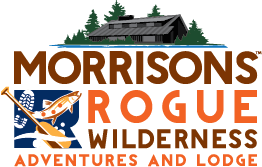 Rogue River fishing trips at Morrisons Rogue Wilderness Adventures