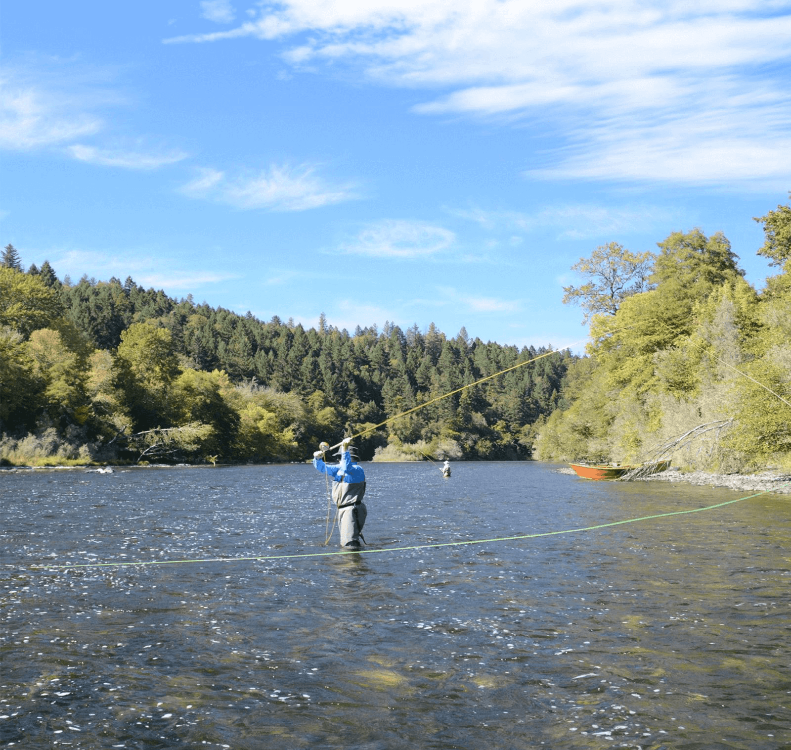 3 Day Fly Fishing