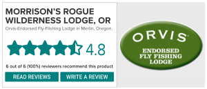 Orvis Reviews. Score 4.8 out of 5