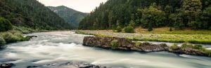The beautiful Rogue River